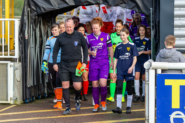 Maidstone United Women vs Meridian Ladies