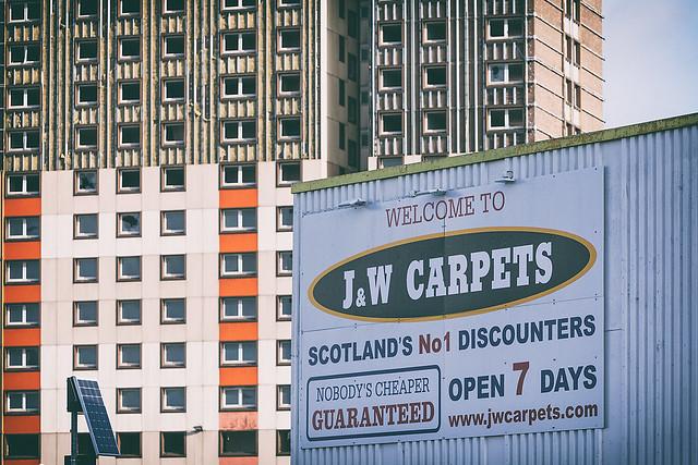 J & W CARPETS
