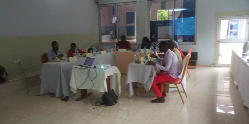 Strategy for Communication & Dissemination of Statistics Workshop | Mbalmayo, Cameroon