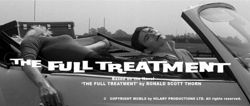 Title still du film Traitement de Choc (Val Guest, 1961)