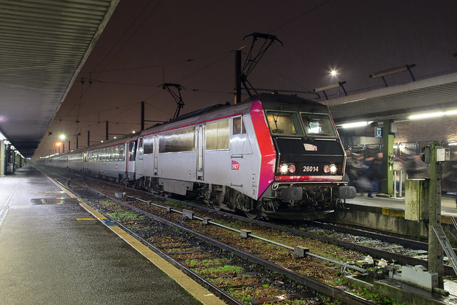 SNCF 26014 Paris Gare de Bercy