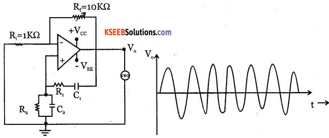 2nd PUC Electronics Previous Year Question Paper June 2018