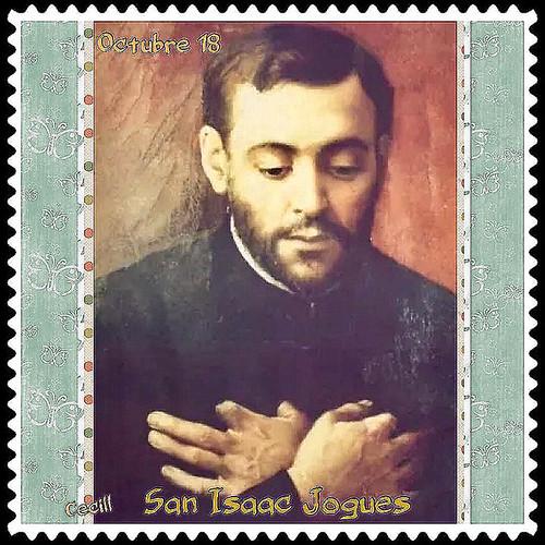 S. Isaac Jogues, SJ, mártir