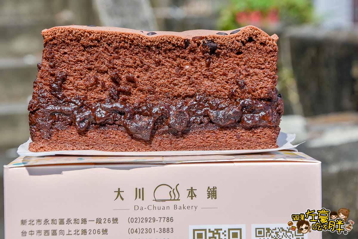 大川本鋪古早味現烤蛋糕 高雄美食-23