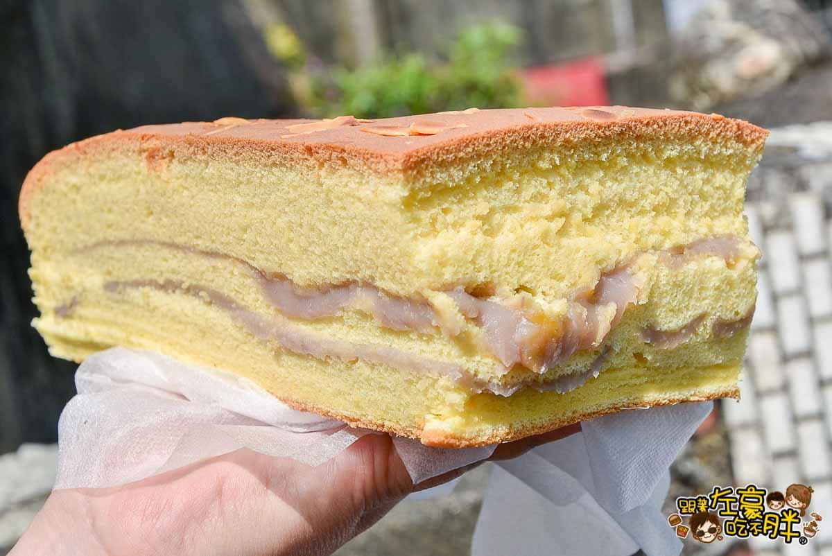 大川本鋪古早味現烤蛋糕 高雄美食-20