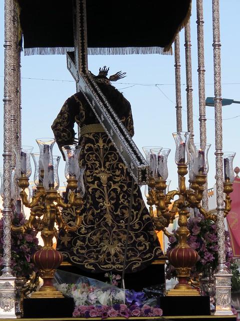 Procesión Extraordinaria de Jesús Nazareno en la Roda de Andalucía