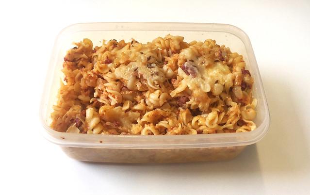 Reuben Pasta Bake - Resteverbrauch / Leftovers