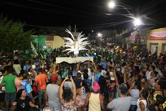 Carnaval do Socorro movimenta bairro de Juazeiro do Norte; veja as fotos