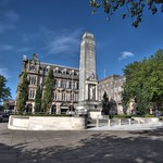 Cenotaph at Preston