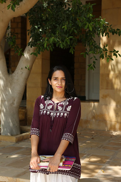 Maroon Tunic, Jaisalmer, Tanvii.com