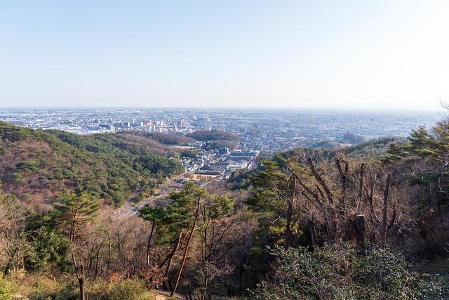 太田市眺望