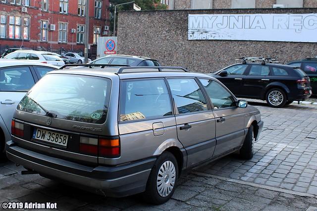 Volkswagen Passat B3 Variant GL
