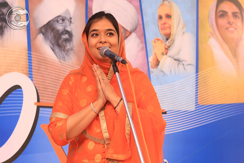 English speech by Nandita Ji