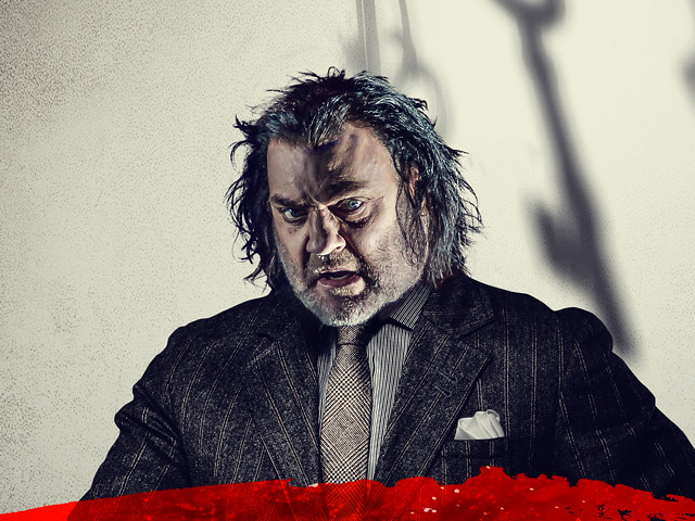 Bryn Terfel in Welsh National Opera's Bluebeard