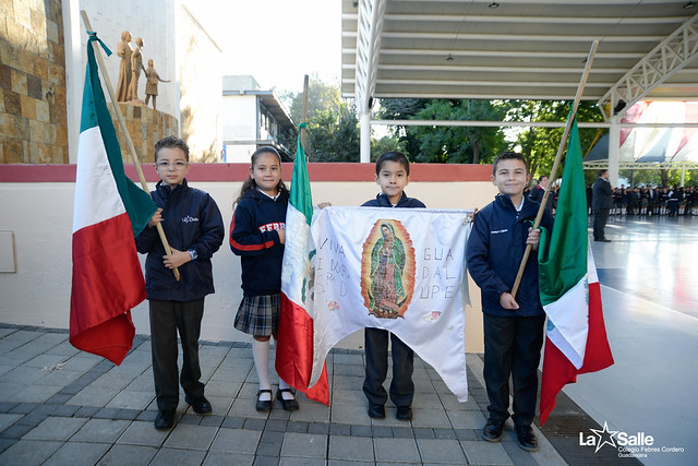 Día de la Bandera Primaria 3ºA y 3ºB