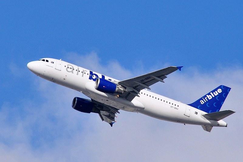 AP-BNV Airbus A320 214 Air Blue