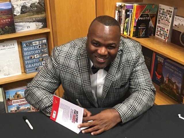 Former Okemos H.S. Athletic Director Hosts Book Signing at Schuler Books