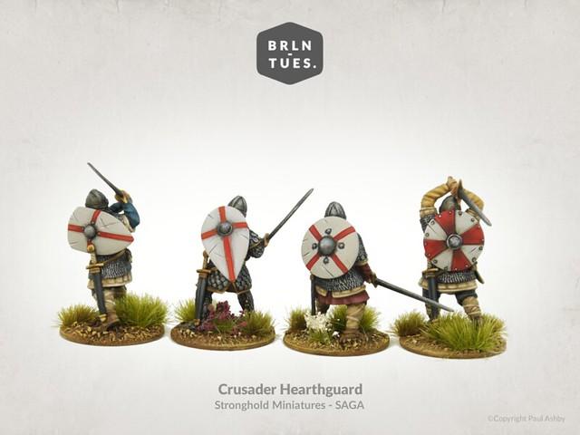 Crusaders / Stronghold Terrain