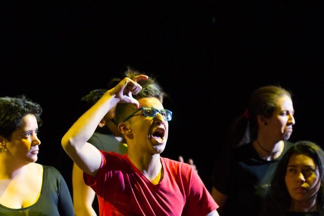 Proyecto: Teatro a la Mano 2019