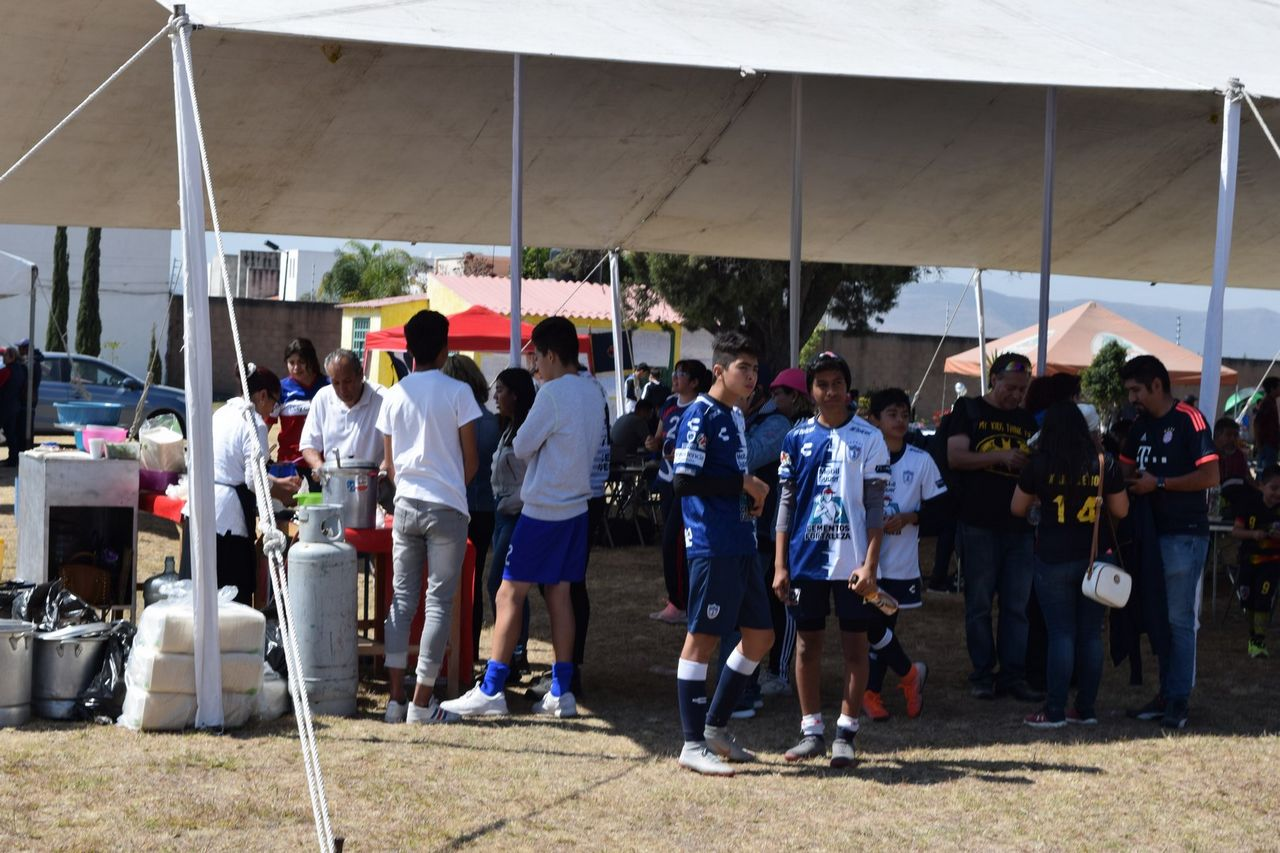 Torneo Beato Fray Sebastián de Aparicio 2020