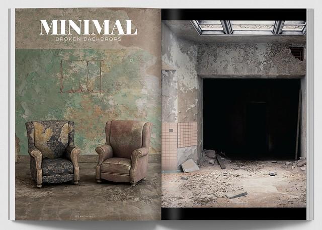 MINIMAL - Broken Backdrops