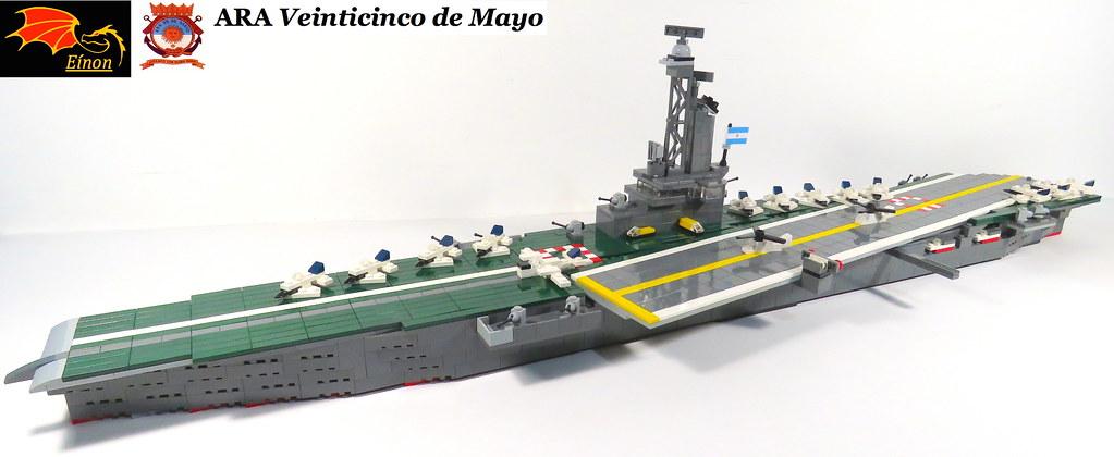 ARA Veinticinco de Mayo V-2