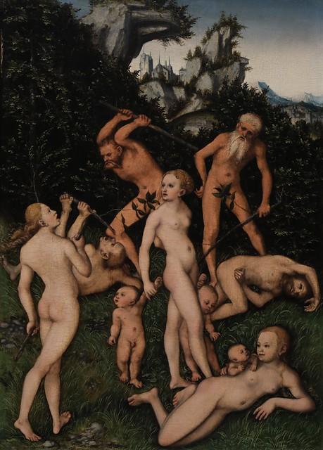 Primitive People (1527-30)