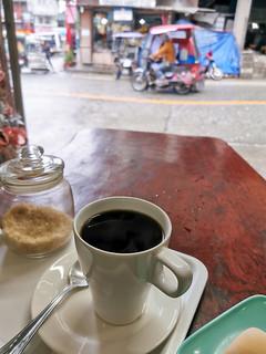 Banaue Bakery Cafe Cup of Coffee Central Square Banaue Poblacion  Ifugao Cordillera Administrative Region Philippines Southeast-Asia © Cordilleras Philippinen Südost-Asien ©