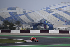 Qatar Test 2020. Day 3. Álex Márquez