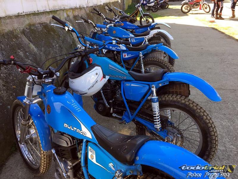 II Trial Bultaco, 23 febrero 2020