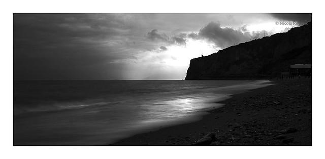 Strange light © Nicola Roggero
