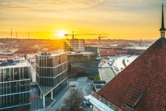 Offices | Kaunas aerial