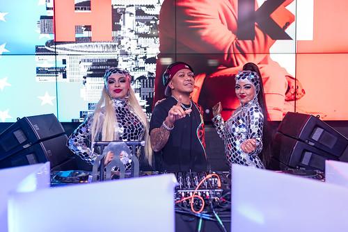 DJ Chuckie Photo by Akeno Lopez