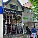 Thos Yates Jeweller, Preston
