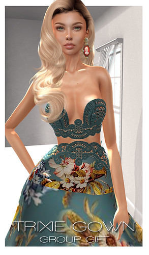 Trixie Gown Group Gift AD
