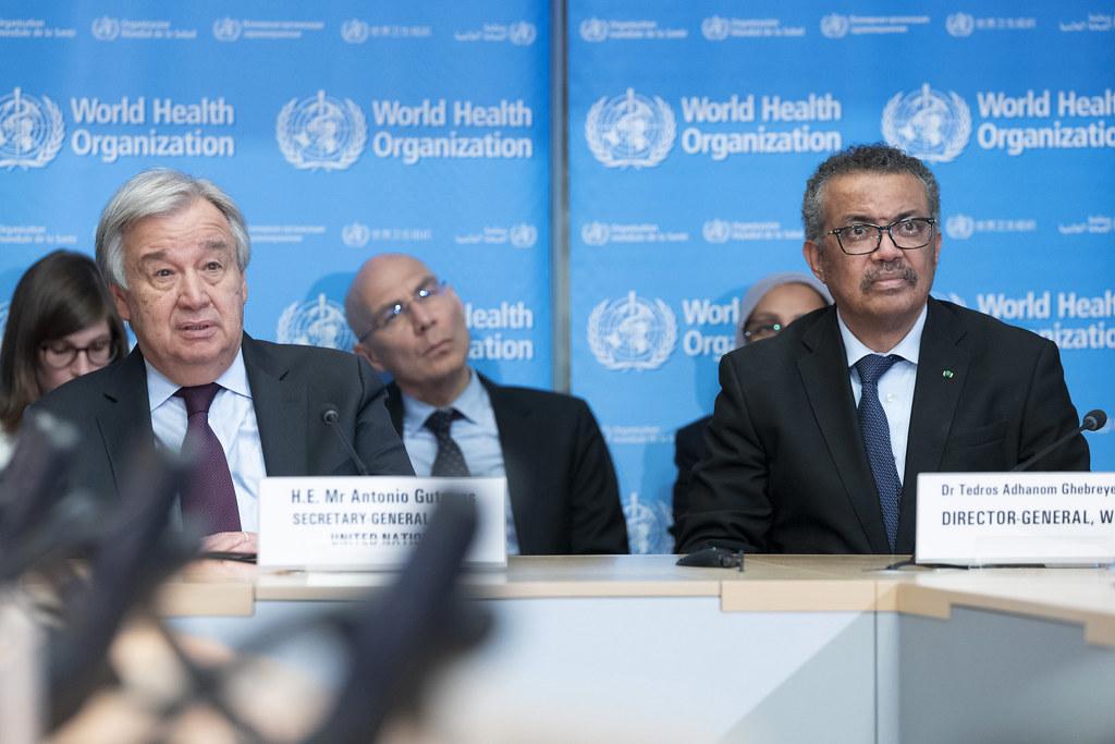 Official Visit of the Secretary-General | Secretary-General … | Flickr