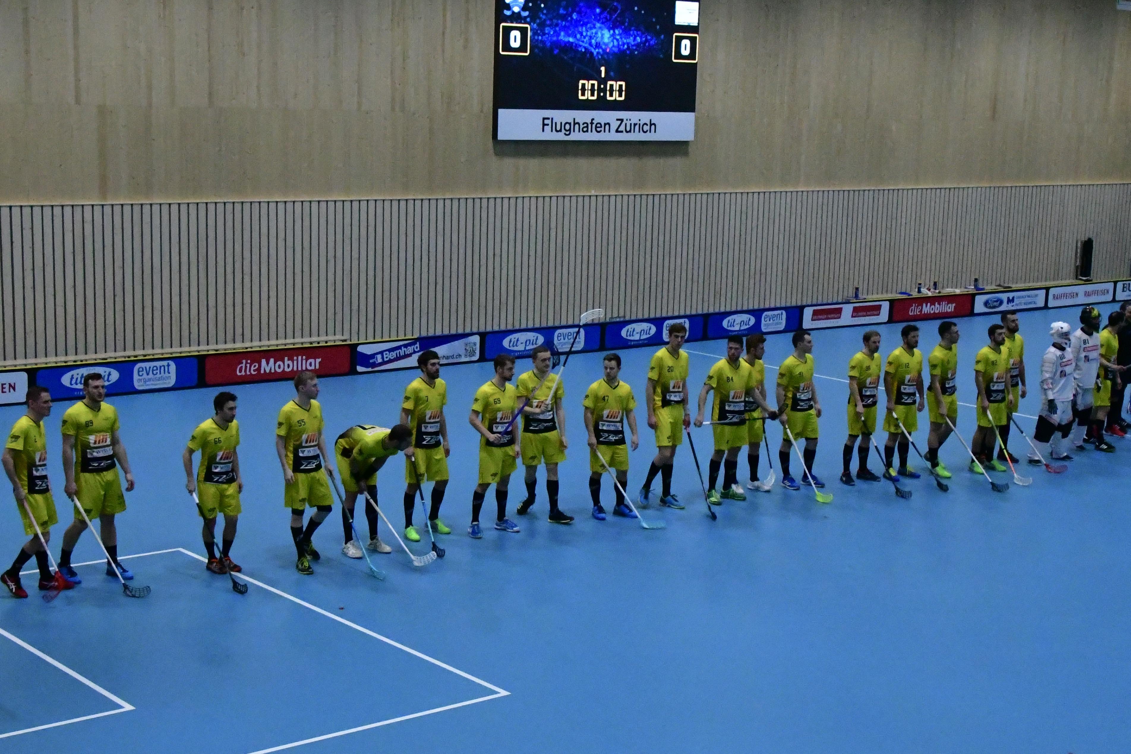Herren l - Kloten-Dietlikon Jets, NLB Playoff, 1/4 Final, Spiel 3, Saison 2019/20