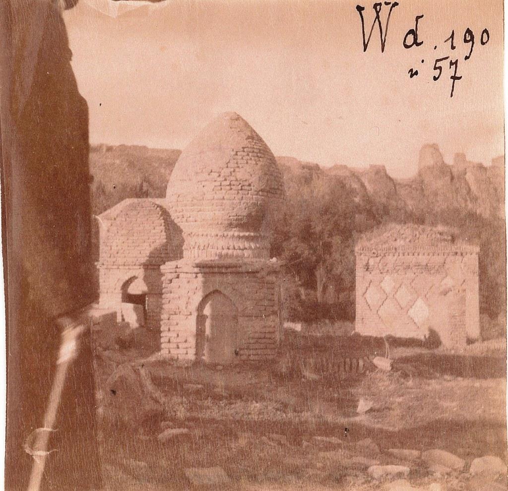 35. Тифлис. Мусульманское кладбище