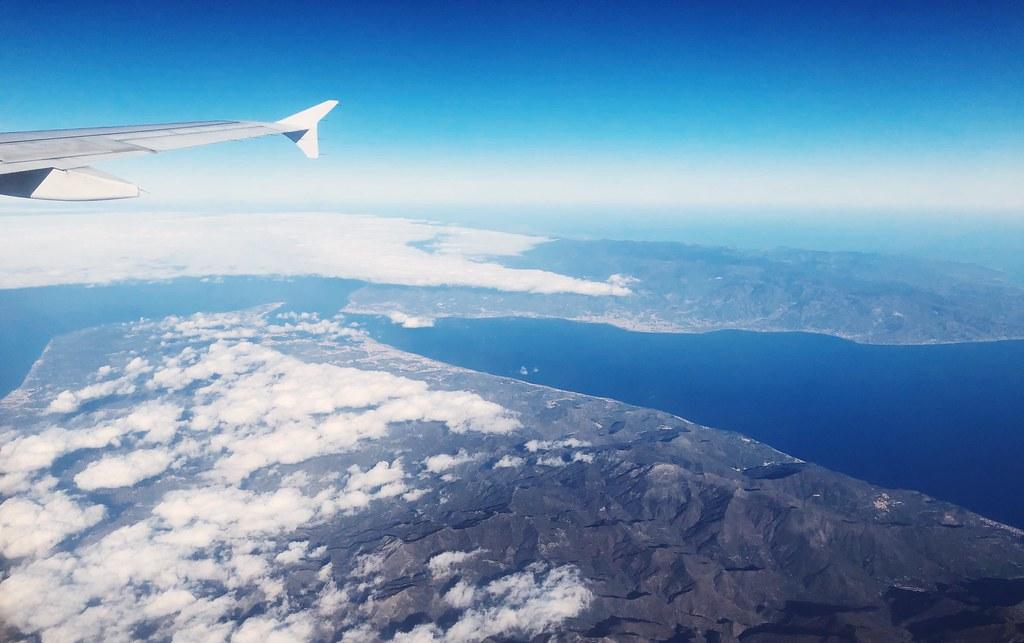 Messina straits, Italy