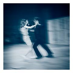 Dancers B&W