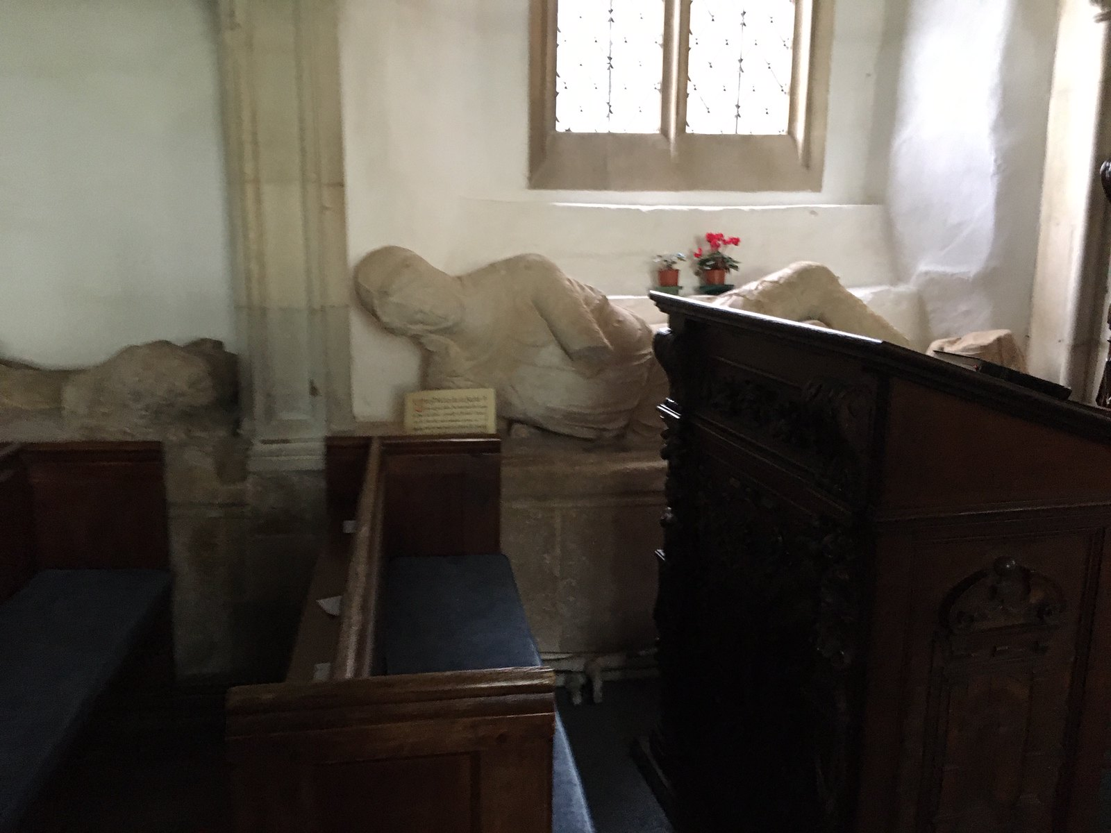 Tedious sermon? An Aldworth giant - Goring Circular
