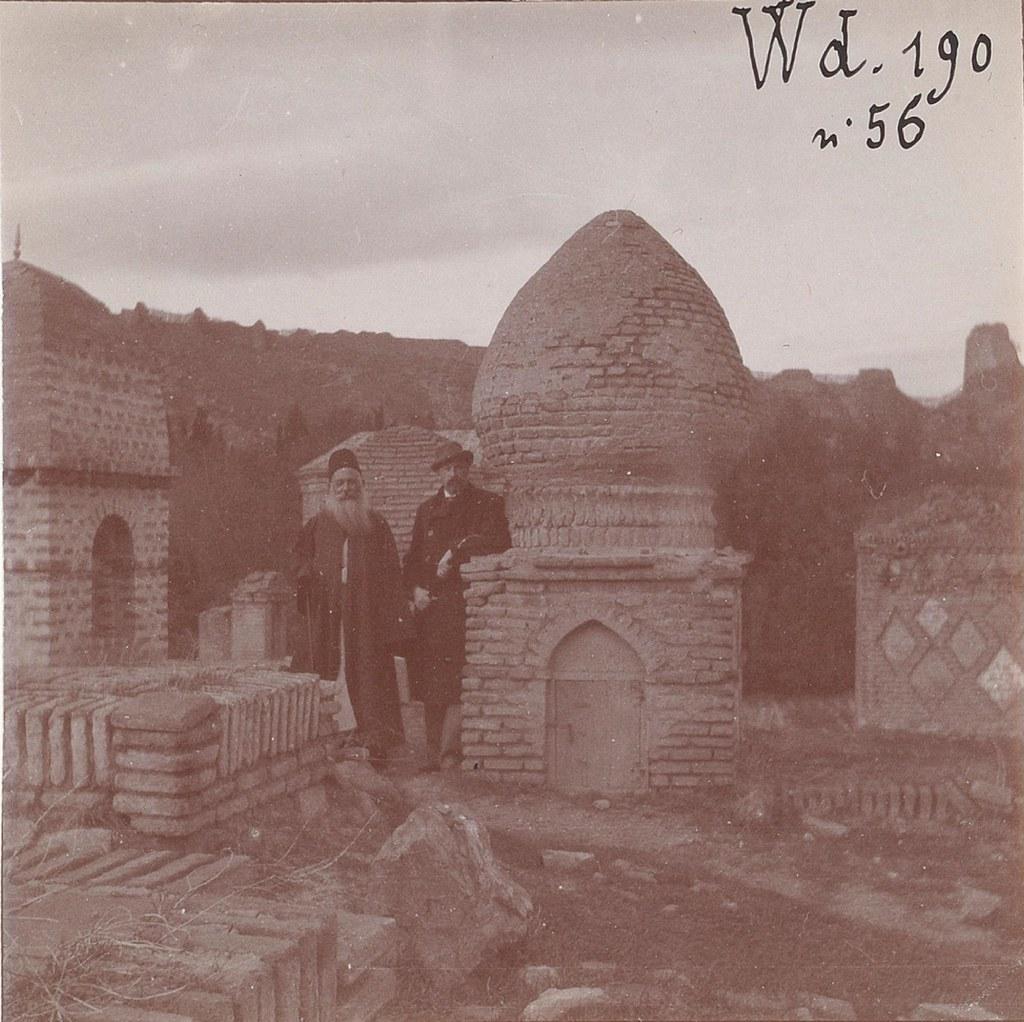 34. Тифлис. Мусульманское кладбище