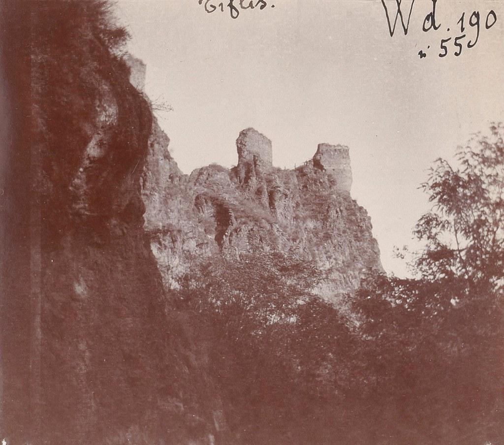 33. Тифлис. Руины крепости