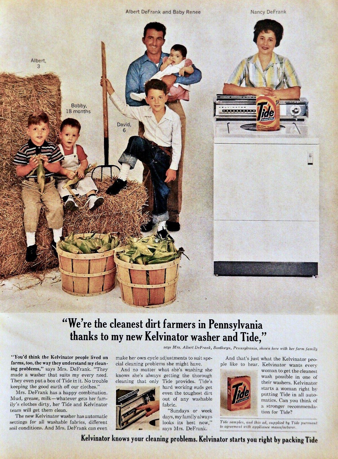 Kelvinator 1962