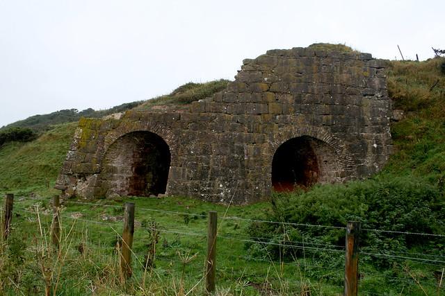 Lime Kiln near Johnshaven, Aberdeenshire
