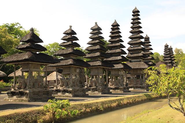 Bali - To Taman Ayun Temple