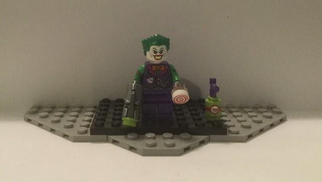 Lego Custom: The Joker (Lego DC Supervillains)