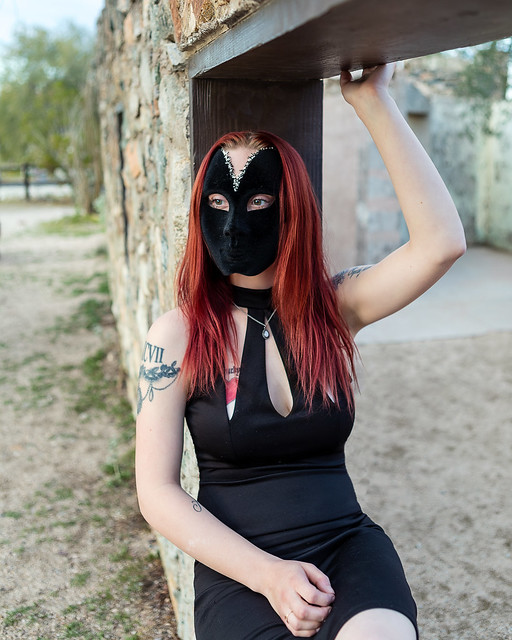 The Masked Lady Revisited