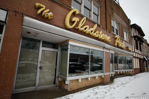 The Gladstone Park Bakery Gone