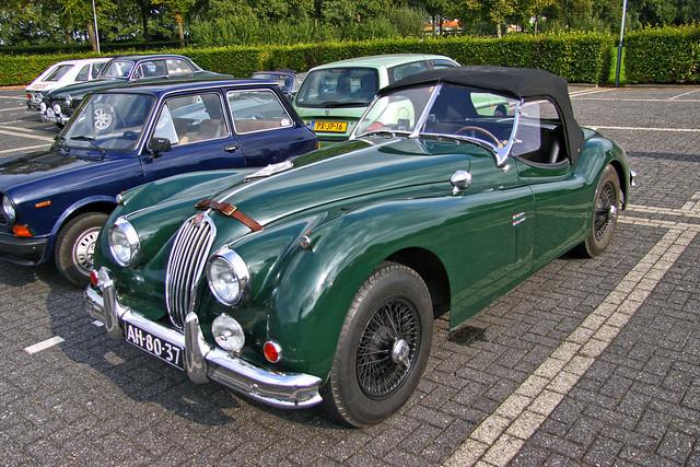 Jaguar XK 140 Roadster 1955 (5812)